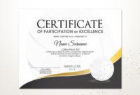 Editable Volleyball Certificate Template Sport within Awesome Volleyball Certificate Templates