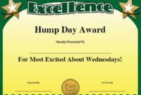 Employee Awards …  Funny Certificates Employee Awards with Superlative Certificate Templates