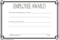 Employee Certificate Template Free 10 Best Designs with regard to Music Certificate Template For Word Free 12 Ideas