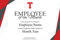 Employee Of The Year Award Landscape 1 Free Templates Clip within Certificate Of Employment Templates Free 9 Designs