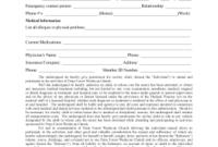 Fillable Medication Refrigerator Temperature Log Template throughout Medication Refrigerator Temperature Log Template