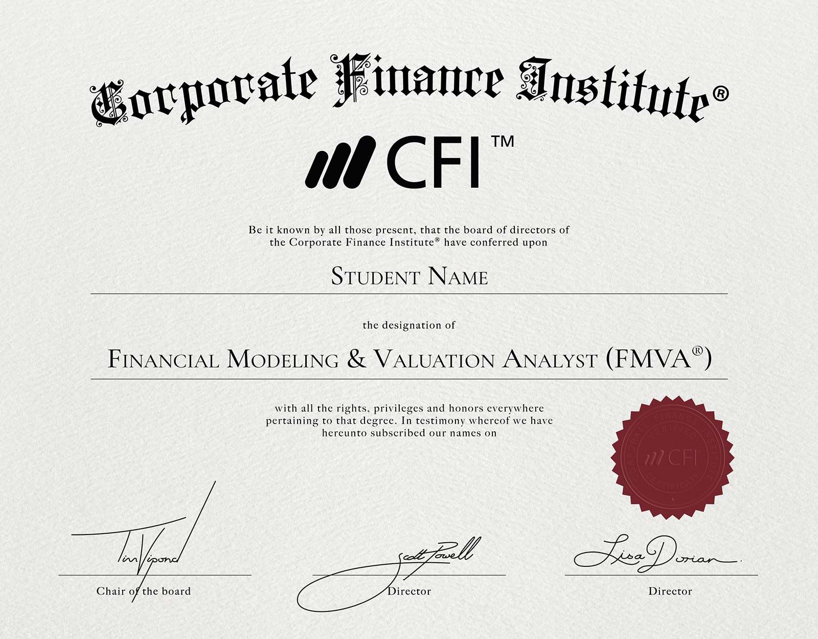 Financial Analyst Certification  Financial Modeling With with Printable No Certificate Templates Could Be Found