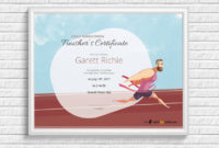 Finisher'S Certificate Award Template  Certifreecates pertaining to Quality Running Certificate Templates