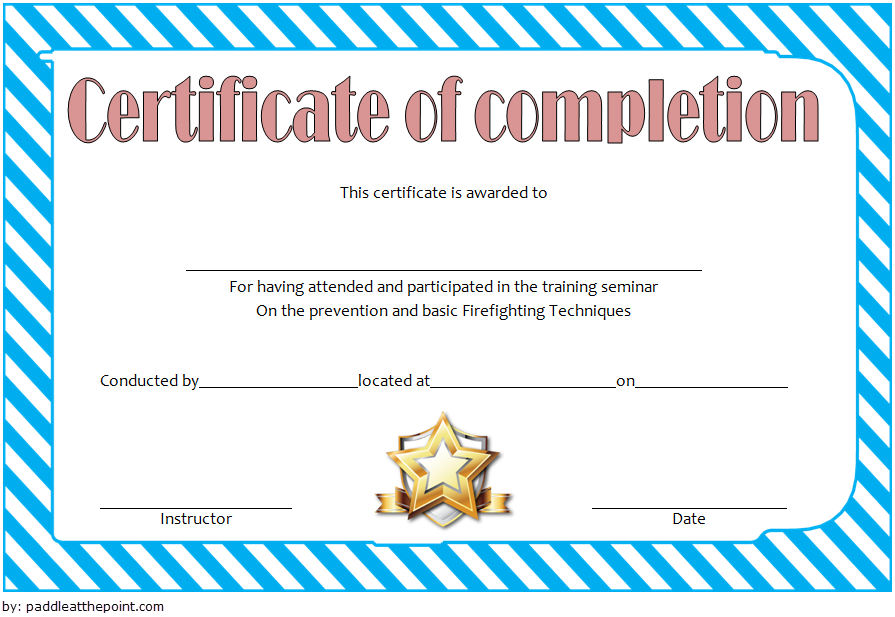 Firefighter Certificate Template Top 10 Fresh Ideas Free with regard to Sobriety Certificate Template 10 Fresh Ideas Free