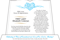 First Lady Poems inside Free Best Wife Certificate Template