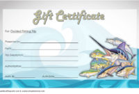 Fishing Gift Certificate Editable Templates 7 Latest with regard to Travel Certificates 10 Template Designs 2019 Free