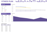 Fitness Plan with regard to Planning Session Agenda Template