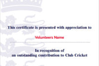 Free 11 Sample Volunteer Certificate Templates In Pdf inside Best Volunteer Certificate Templates