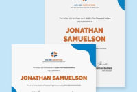 Free 24 Gift Certificate Examples In Word  Psd  Ai intended for Indesign Gift Certificate Template