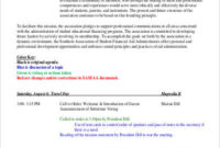 Free 32 Agenda Samples In Pdf inside Free Safety Committee Meeting Agenda Template