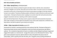 Free 32 Agenda Samples In Pdf regarding First Board Meeting Agenda Template