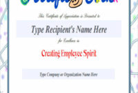 Free 40 Sample Award Certificates In Ms Word  Psd  Ai  Eps with Sample Award Certificates Templates