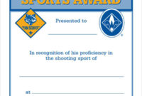 Free 40 Sample Award Certificates In Ms Word  Psd  Ai  Eps within Awesome Athletic Certificate Template