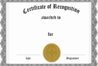 Free Award Certificate Templates Culturatti Throughout inside Blank Award Certificate Templates Word