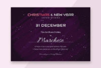 Free Blank Gift Certificate Template  Word Doc  Psd inside Printable Elegant Gift Certificate Template