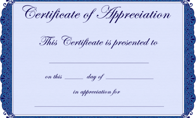 Free Certificate Of Excellence Template  Cumed with Free Certificate Of Excellence Template