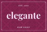 Free Custom Printable Hair Salon Gift Certificate throughout Hair Salon Gift Certificate Templates