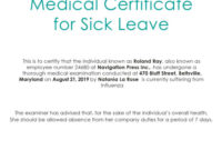Free Fake Medical Certificate Template  Business Plan intended for Free Fake Medical Certificate Template