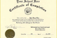 Free Ged Template Download Of Ged Certificate Template in Free Ged Certificate Template Download