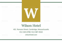 Free Hotel Gift Certificate Design Template In Psd Word regarding Publisher Gift Certificate Template