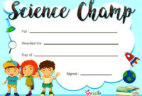 Free Printable Certificate Template For Kids ⋆ بالعربي نتعلم with regard to Printable Children'S Certificate Template