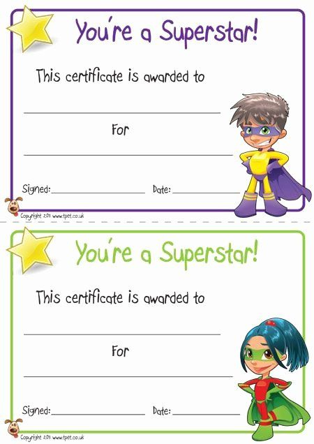 Free Printable Certificates For Students Best Of Best 25 inside Quality Printable Vbs Certificates Free