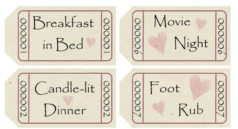 Free Printable Love Coupons And Coupon Templates intended for Best Girlfriend Certificate 10 Love Templates