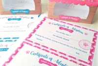 Free Puppy Adoption Certificate And Adopt A Puppy regarding Dog Adoption Certificate Free Printable 7 Ideas