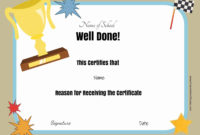 Free School Certificates  Awards intended for Free Printable Student Of The Month Certificate Templates