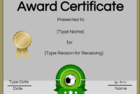 Free Soccer Certificate Maker  Edit Online And Print At Home pertaining to Amazing Soccer Certificate Template