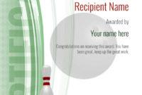 Free Ten Pin Bowling Certificate Templates Inc Printable intended for Bowling Certificate Template