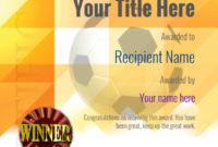 Free Uk Football Certificate Templates  Add Printable with regard to Football Certificate Template