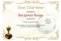 Free Uk Football Certificate Templates  Add Printable within Amazing Soccer Certificate Template