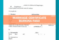 French Marriage Certificate Translation Template For 15 for Awesome Marriage Certificate Translation Template