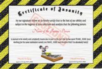 Fun Certificate Templates  Douglasbaseball intended for Amazing Fun Certificate Templates