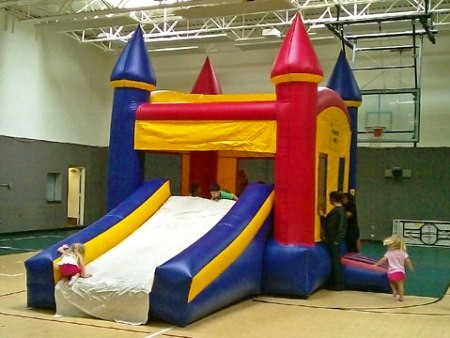 Funny Bounce House Rentals pertaining to Best Water Damage Drying Log Template