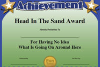 Funny Certificates  Funny Certificates Funny Office pertaining to Most Likely To Certificate Template Free