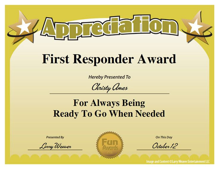 Funny Employee Awards  Humorous Award Certificates For throughout Free Free Printable Funny Certificate Templates