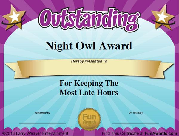 Funny Teacher Awards™  101 Printable Certificates Fun pertaining to Bravery Certificate Template 10 Funny Ideas