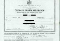 German Birth Certificate Template  Calepmidnightpigco inside Amazing Fake Birth Certificate Template