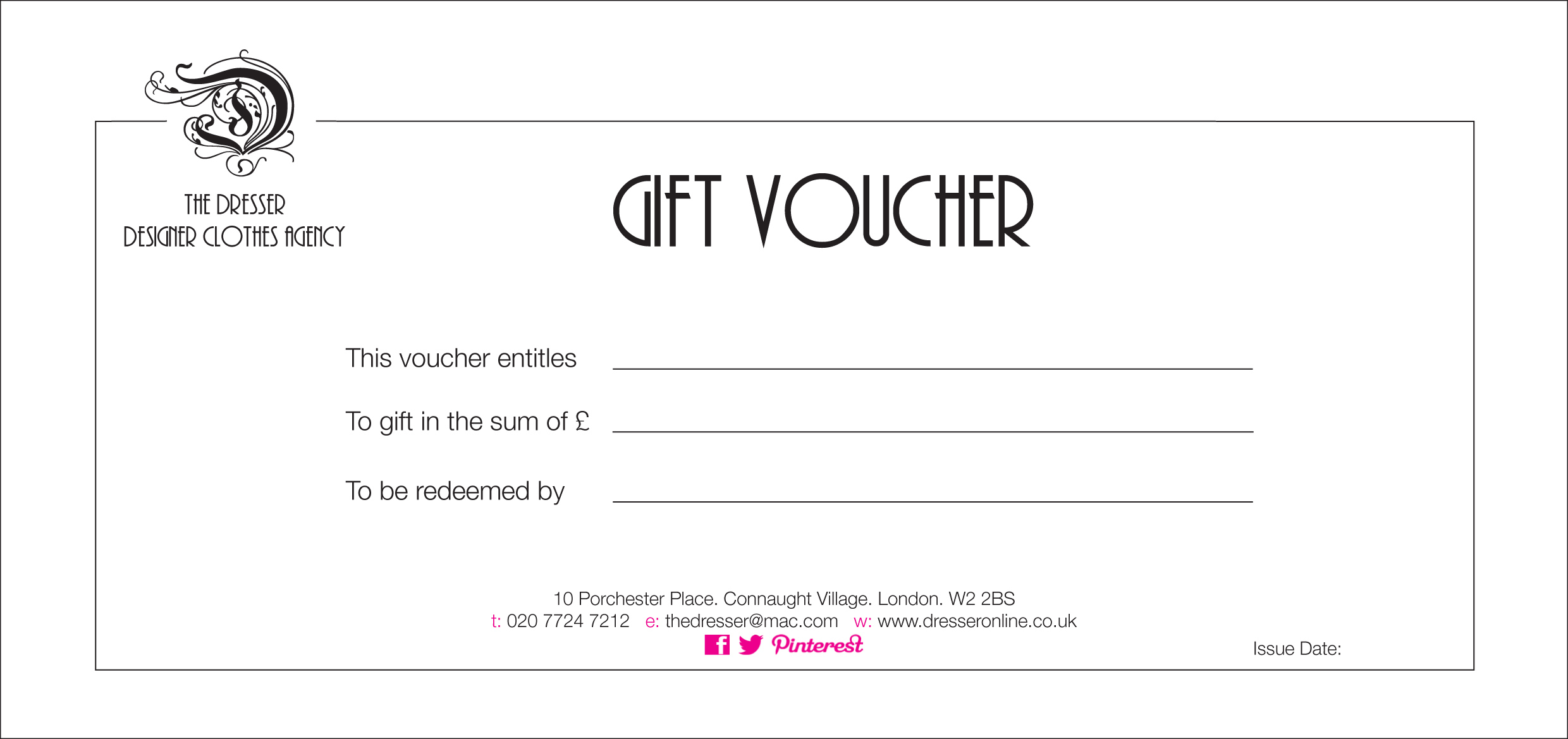 Gift Voucher Template Word Free Download  Printable within Certificate Of Cooking 7 Template Choices Free