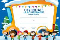 Good Behaviour Certificate Templates for Best Good Behaviour Certificate Templates