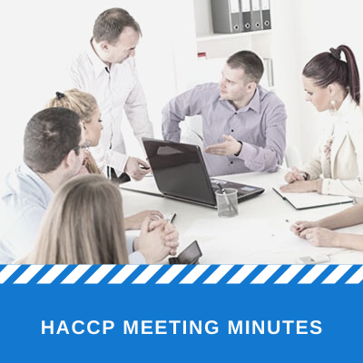 Haccp Meeting Minutes  Haccp Marketplace for Virtual Meeting Agenda Template