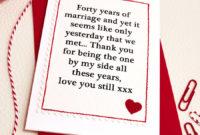 Handmade Wedding Anniversary Cardjenny Arnott Cards within Printable Anniversary Gift Certificate