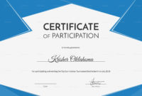 Hockey First Place Certificate Design Template In Psd Word with regard to Awesome Hockey Certificate Templates