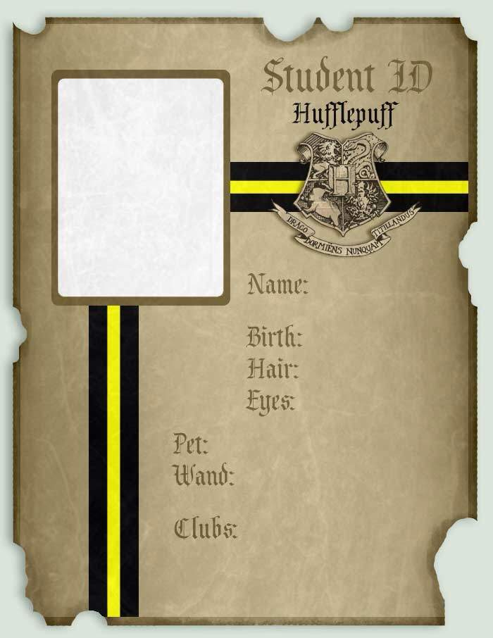 Hogwarts Id And Diploma Templates  Harry Potter Amino intended for Harry Potter Certificate Template