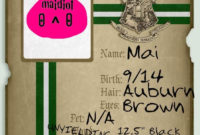 Hogwarts Id And Diploma Templates  Harry Potter Amino within Free Harry Potter Certificate Template