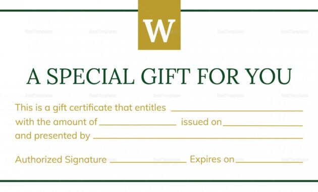 Hotel Gift Certificate Template Within Publisher Gift with regard to Publisher Gift Certificate Template