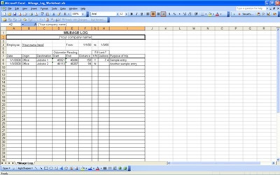 How To File Your Trust Documents With The Irs  Irs Tax in Mileage Log For Taxes Template