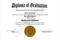 Image Result For Diploma Templates Free Download with regard to Diploma Certificate Template Free Download 7 Ideas